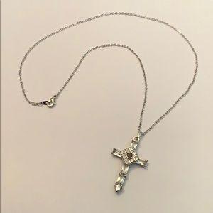The Prayer Cross Necklace